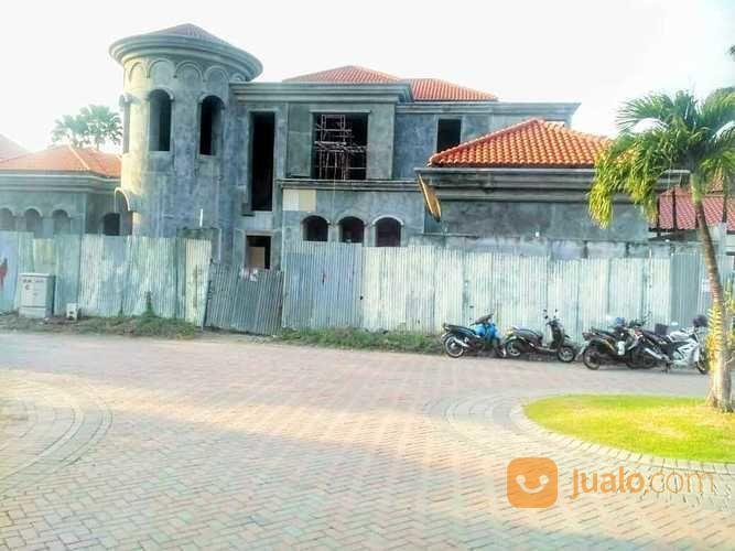 Rumah Mewah GRAHA FAMILI Blok G View Golf , Surabaya Barat (26324431) di Kota Surabaya