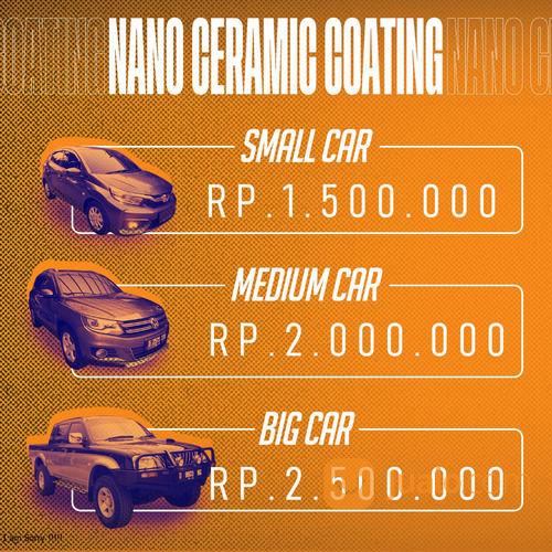 Jasa Salon Mobil Motor Panggilan Poles Bodi Wax Nano Ceramic Coating Bandung Jualo