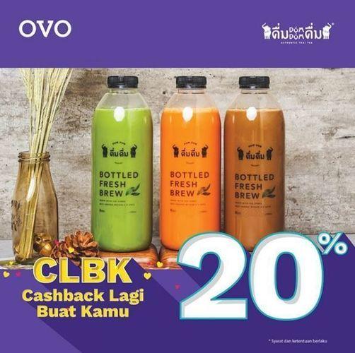 Dum Dum Thai Drinks - Promo Cashback 20% (26330875) di Kota Jakarta Selatan