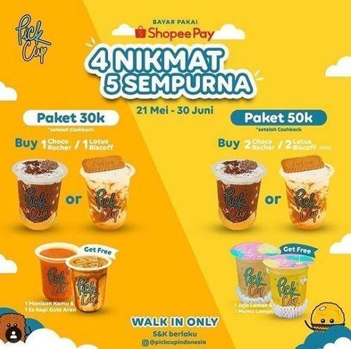 Pick Cup - Paket 4 Nikmat 5 Sempurna (26331767) di Kota Semarang