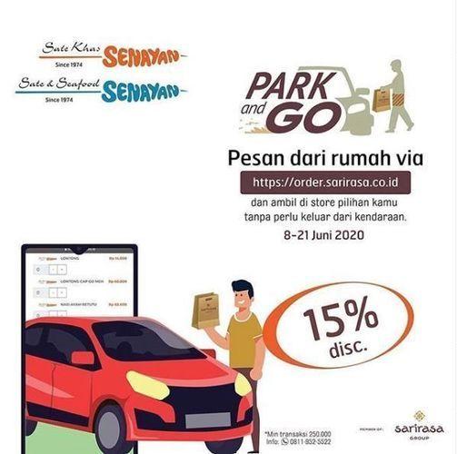 Sate Khas Senayan - Promo Diskon 15% (26333931) di Kota Jakarta Selatan