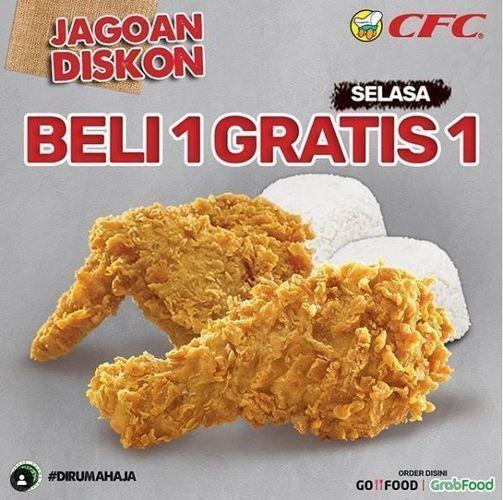 CFC - Beli 1 Gratis 1 (26334199) di Kota Jakarta Selatan