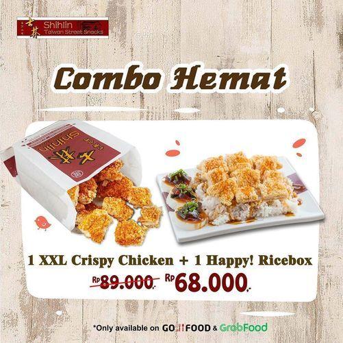 Shihlin Combo Hemat (26337559) di Kota Jakarta Selatan