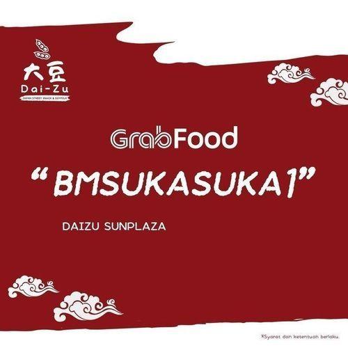 Daizu Promo Grabfood (26337643) di Kota Medan