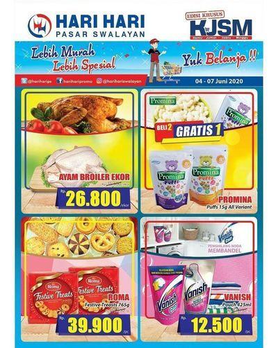 Hari-Hari Swalayan Katalog Belanja (26339447) di Kota Jakarta Selatan