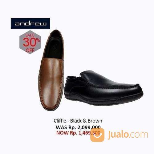 Andrew Shoes Sale Up To 30% (26340551) di Kota Jakarta Selatan