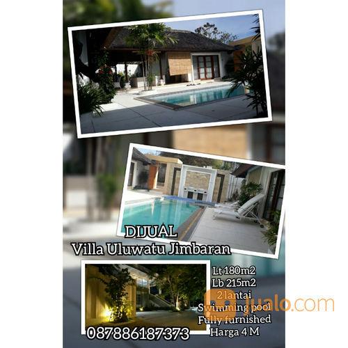 Villa Uluwatu Jimbaran Bali Kab Jembrana Jualo