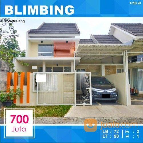 Rumah Murah Luas 90 Sebelah PBI Araya Kota Malang _ 286.20 (26345395) di Kota Malang