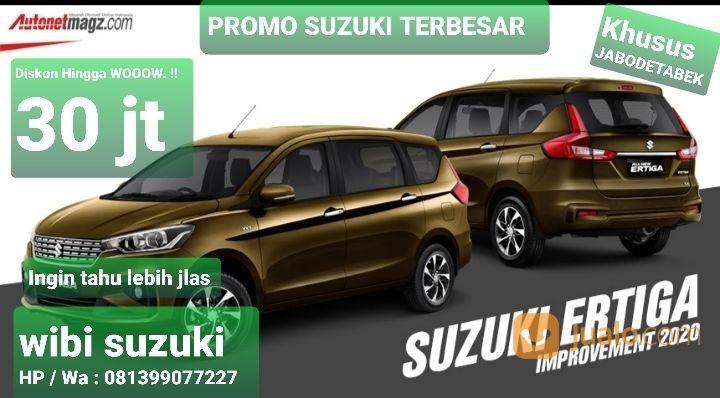 Suzuki New Ertiga 2020 Promo Harga Diskon Tangerang Jualo