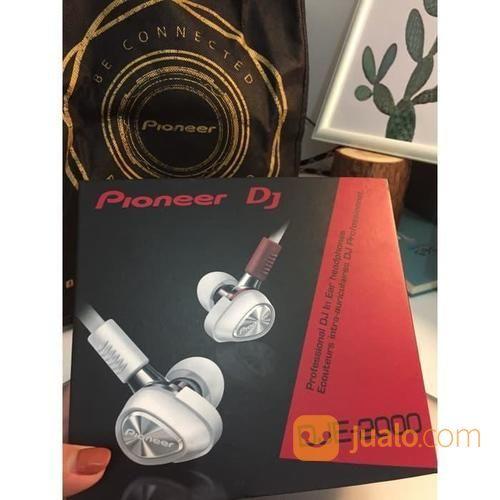 Pioneer DJE-2000 Professional DJ In-Ear Headphones - WHITE (26370979) di Kota Jakarta Utara