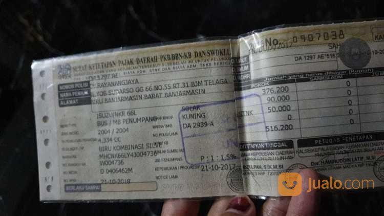 BUS (MB Penumpang) Merk Isuzu Elf NKR 66L (26377351) di Kab. Barito Kuala