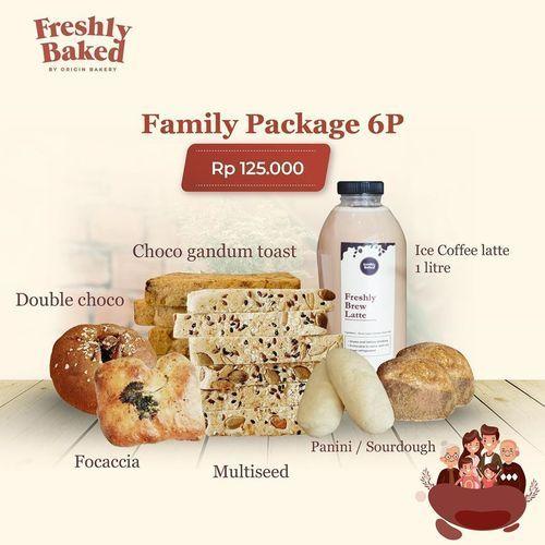 Freshly Baked Family Package (26379715) di Kota Jakarta Selatan