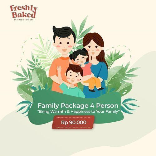Freshly Baked Family Package (26379719) di Kota Jakarta Selatan