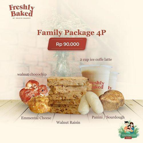 Freshly Baked Family Package (26379723) di Kota Jakarta Selatan