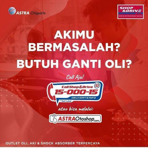Shop And Drive Ganti Oli (26379755) di Kota Jakarta Selatan