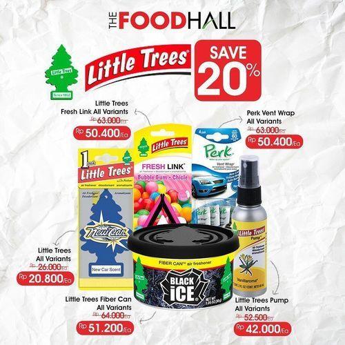 FoodHall Favorite Air Freshners 50% Off (26383499) di Kota Jakarta Selatan