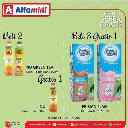 ALFAMIDI BELI 2 GRATIS 1 PROMO SERBA GRATIS BANYAK PRODUK (26386007) di Kota Jakarta Selatan