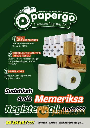 Register Roll : HVS, 75 X 65 (100 Rolls) (26388163) di Kota Surabaya