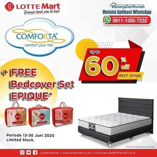 LotteMart Disc. 60% Best Offer (26390379) di Kota Jakarta Selatan