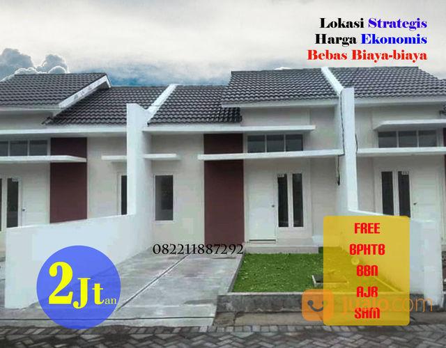 Rumah Murah Area Juanda (10 Menit Dari MERR) Cicilan 2 Juta Flat. FREE Biaya-Biaya (26392767) di Kab. Sidoarjo
