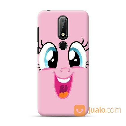 Smile Face Nokia 7.2 Custom Hard Case (26394495) di Kota Bekasi