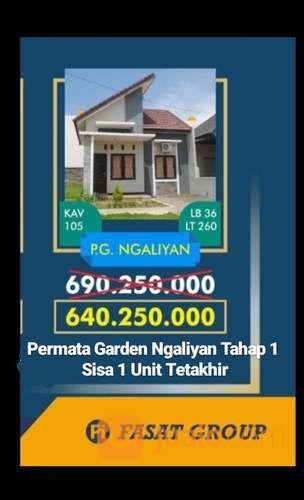 Rumah Mewah Dekat Kawasan Komersil Ngaliyan (26396059) di Kota Semarang