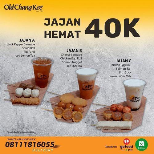 Old Chang Kee Jajan hemat 40k (26397863) di Kota Jakarta Selatan
