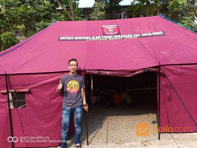TENDA REGU TNI 5 X 7 Meter (26404311) di Kota Bandung