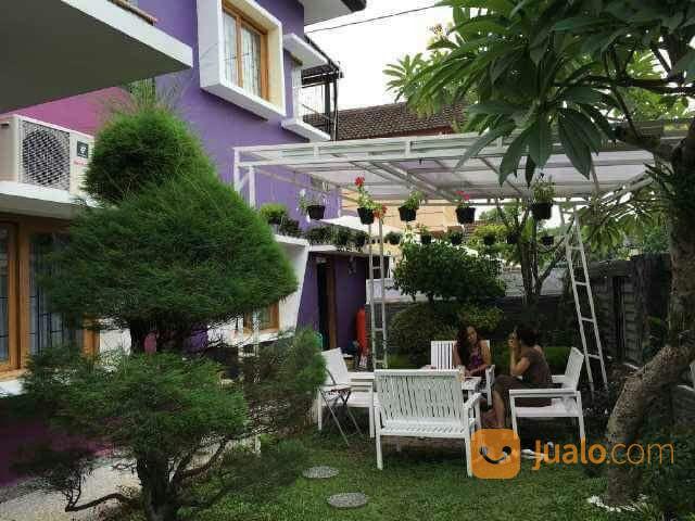 Rumah Jakal Km 13 Dalam Perumahan Dengan Halaman Luas (26409899) di Kab. Sleman