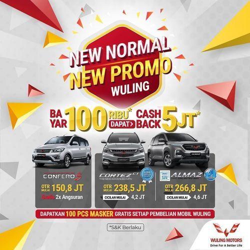 Wuling Motors New Normal New Promo (26412903) di Kota Jakarta Selatan