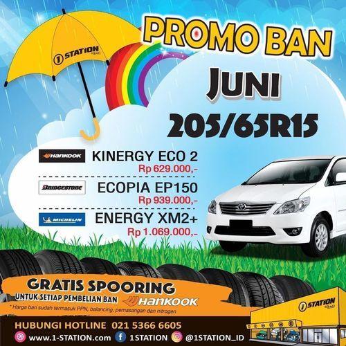 1 Station Promo Ban Juni (26413007) di Kota Jakarta Selatan