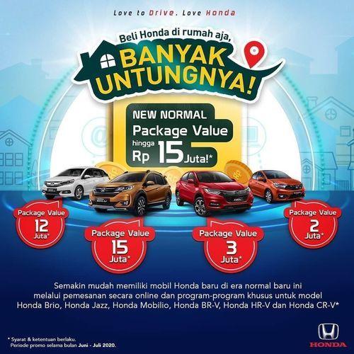 Honda Indonesia Promo Banyak Untungnya (26413627) di Kota Jakarta Selatan