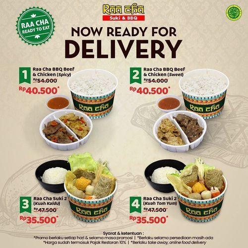 Raa Cha Suki Promo Delivery (26413759) di Kota Jakarta Selatan