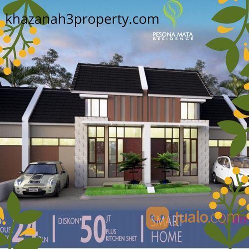 Smart HOME Pesona Mata Residence. Dekat Al-Hikmah Batu Malang (26419183) di Kota Batu