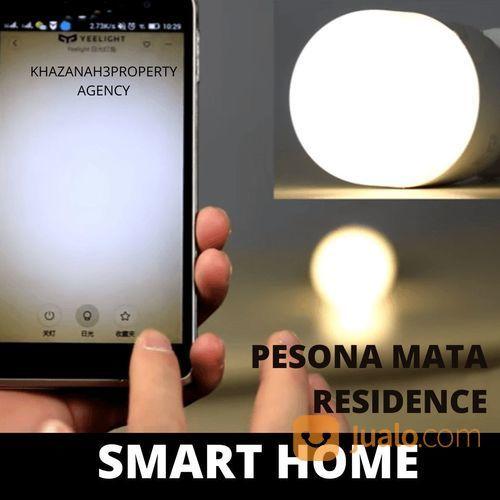 Smart HOME Pesona Mata Residence. Dekat Al-Hikmah Batu Malang (26419187) di Kota Batu