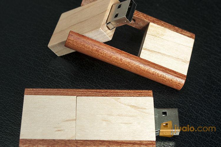USB Kayu Putar Flashdisk kayu Putar (2643179) di Kota Tangerang