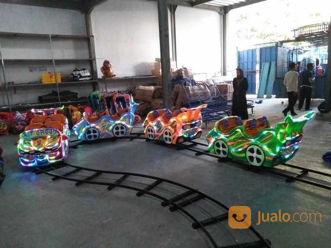 Odong Odong Mini Coaster Kereta Rel Bawah Pabrikan (26442255) di Kota Gorontalo