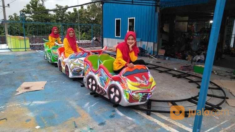 Pabrik Mainan Odong Mini Coaster Rel Bawah AR (26443139) di Kota Banda Aceh