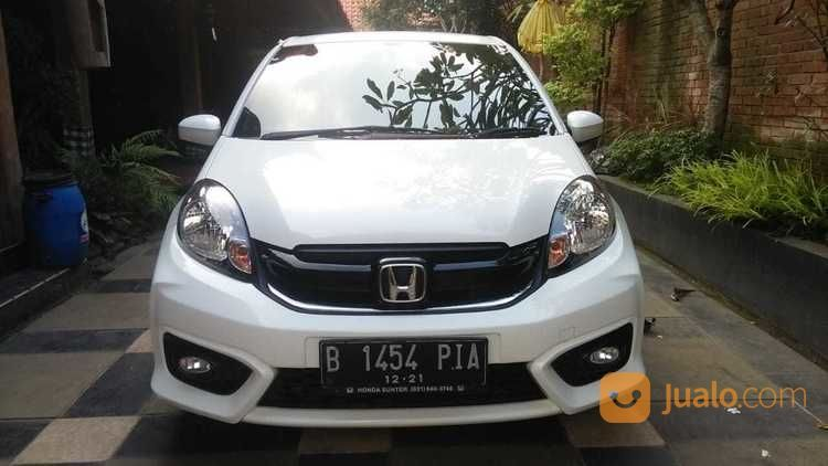 Honda Brio E Satya Matic 2016 Akhir AC Digital (26443195) di Kota Semarang