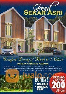 Sekar Asri Villa Dua Lantai Termurah 335Jt (26445007) di Kota Malang