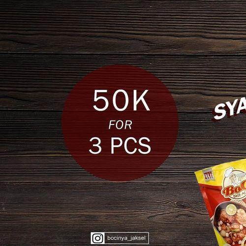 BASO ACI JAKARTA SELATAN PROMO 50K FOR 3 PCS (26449587) di Kota Jakarta Timur