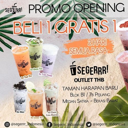 SEGERRR! promo Beli 1 Gratis 1 All Variant (26449751) di Kota Jakarta Timur
