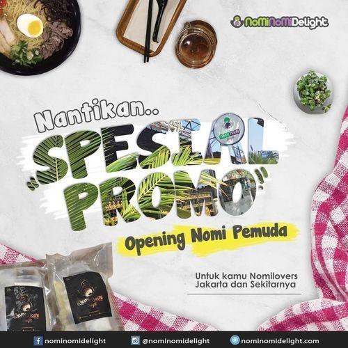 NOMINOMI DELIGHT SPECIAL PROMO OPENING (26449783) di Kota Jakarta Timur