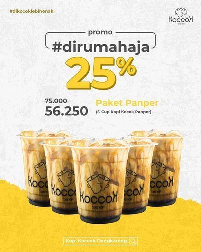 KOPI KOCOK PROMO PAKET PANPER DISKON 25% (26454407) di Kota Bandung