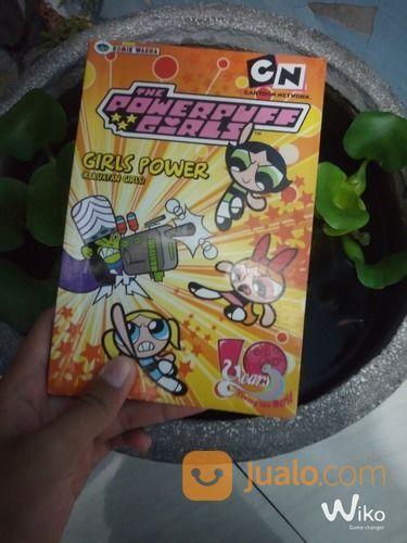 Komik Anak Power PUFF Girls Preloved (26461103) di Kab. Mojokerto