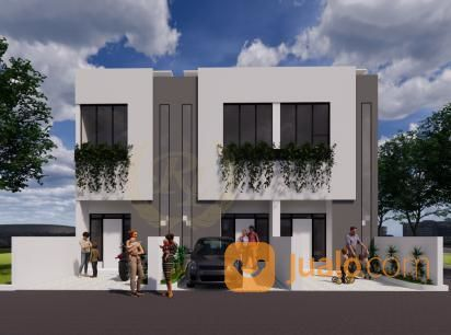 Termurah! Rumah Gunung Anyar 2 Lantai 500 Jutaan Bisa KPR (26461639) di Kota Surabaya