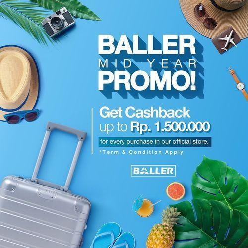 Baller indonesia Mid Year Promo (26466231) di Kota Jakarta Selatan
