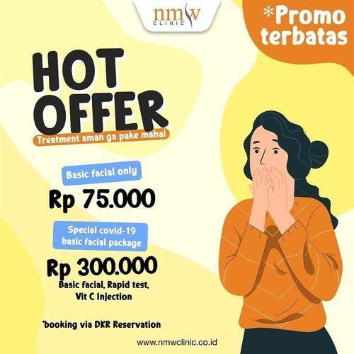 NMW Skincare Hot Offer (26467163) di Kota Jakarta Selatan