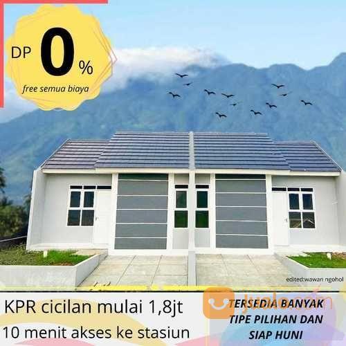 Bukit Mekar Wangi Cluster Alamanda Kota Bogor Termurah Tanpa Dp (26469259) di Kota Bogor