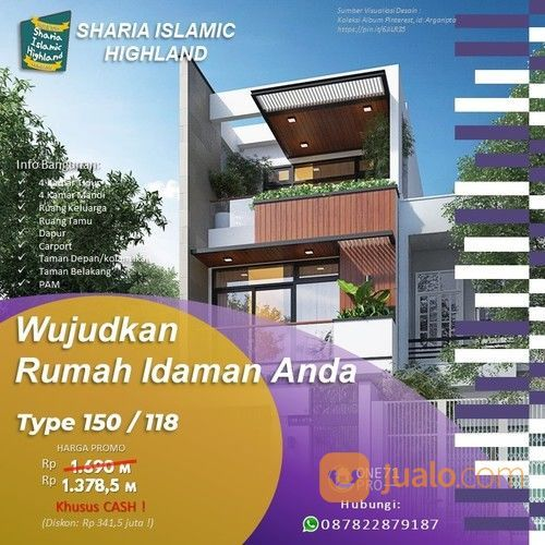 Ingin Mewujudkan Rumah Idaman Anda ? (26471907) di Kab. Bandung Barat